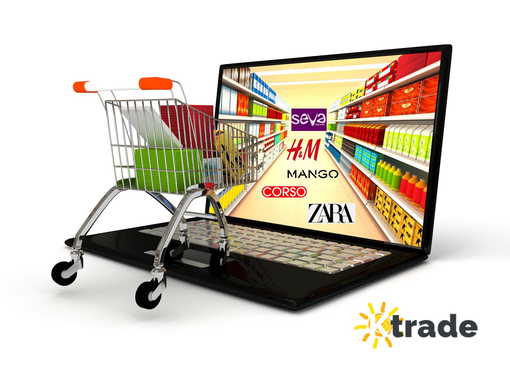Преимущества шоппинга в интернете.
